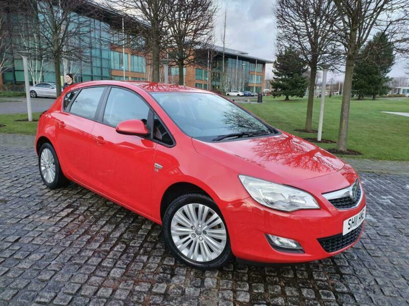 2011 Vauxhall Astra 1.4 16v Excite 5dr | in Moston ...
