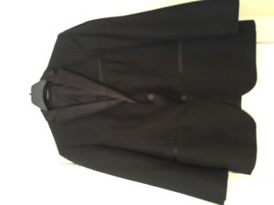 BLack Stylist Professional Business Suit For Sale
