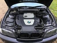 2002 BMW 3 SERIES 2.0 320d SE 4dr