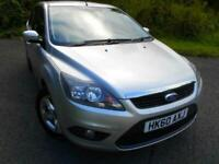 2011 60 FORD FOCUS 1.6 ZETEC 5D 100 BHP ** PETROL...5 SPEED...2 PREVIOUS OWNERS.