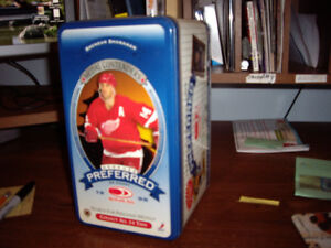 BRENDAN SHANAHAN COOKIE TIN