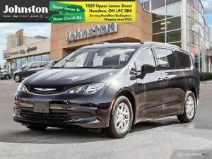 2019 Chrysler Pacifica Touring  - Black Seats