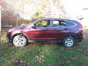 2012 Honda CR-V LX AWD **REDUCED**