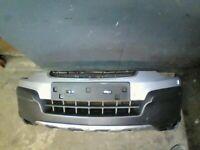 Vauxhall Antara 2007-2010 Front Bumper Silver