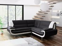 50% OFF THESE MODERN DESIGN CORNER SOFAS/ SOFA SETS/ ARMCHAIRS/ FOOTSTOOLS/ UK DELIVERY*