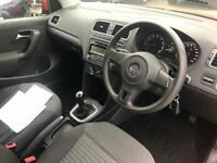 2010 Volkswagen POLO SE Manual Hatchback
