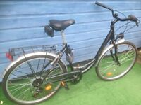 Mercier chambond french town bike as new condition