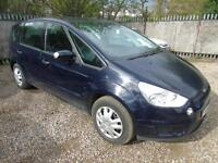 2007 07 FORD S-MAX 2.0 TDCI LX 7 SEATER