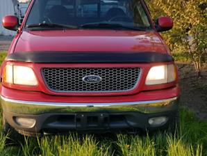 1999 f150 4x4 off road