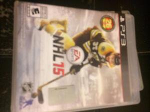 Ensemble de jeux PS3