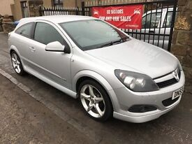 2010 VAUXHALL ASTRA SRI XP, 1 YEAR MOT, WARRANTY, FINANCE AVAILABLE