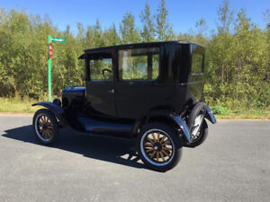 1923 Ford Model T Tudor Coupe