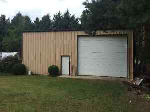 Storage Barn Available for Lease- Strathroy
