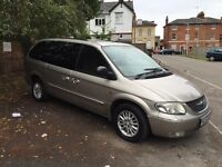 Chrysler Grand Voyager *** 7 seater ***
