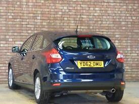 Ford Focus Titanium TDCi 2L 5dr