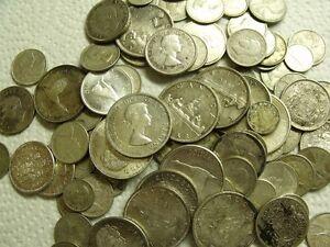 ACHAT DE VIEILLE MONNAIE 1966 ET MOINS $$$$$$