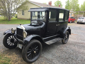 1927 Ford Model T fully restored