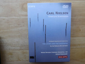 "FS: Carl Nielson ""The Complete Symphonies"" + ""The Light and the"