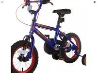 12inch dragon boys bike