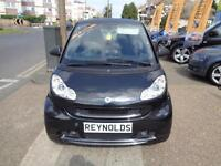 BAD CREDIT CAR FINANCE AVAILABLE 2012 12 SMART FORTWO SOFTOUCH PULSE 0.8cdi