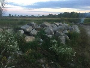 Landscaping rock over 100 pieces $1500 Cambridge Kitchener Area image 6