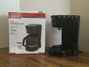 Coffee Maker- without the glass/carafe