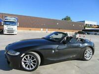 2008 BMW Z4 2.0 i Exclusive Roadster 2dr