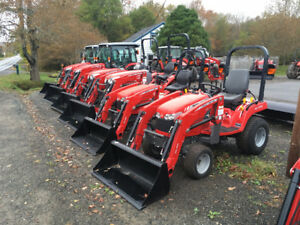 Massey Ferguson Sub-Compact CLEAR OUT!