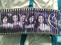 Charmed dvds