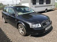 Audi A4 Avant 2.0 CVT 2004MY T SE with FULL LEATHER INTERIOR