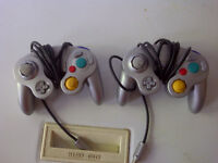 Official Nintendo GameCube Controllers  20$ Each DOL-003 OEM