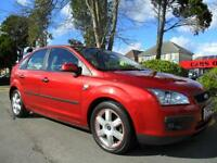FORD FOCUS 1.6 2006 SPORT ONLY 81,000 MILES COMPLETE WITH M.O.T HPI CLEAR INC