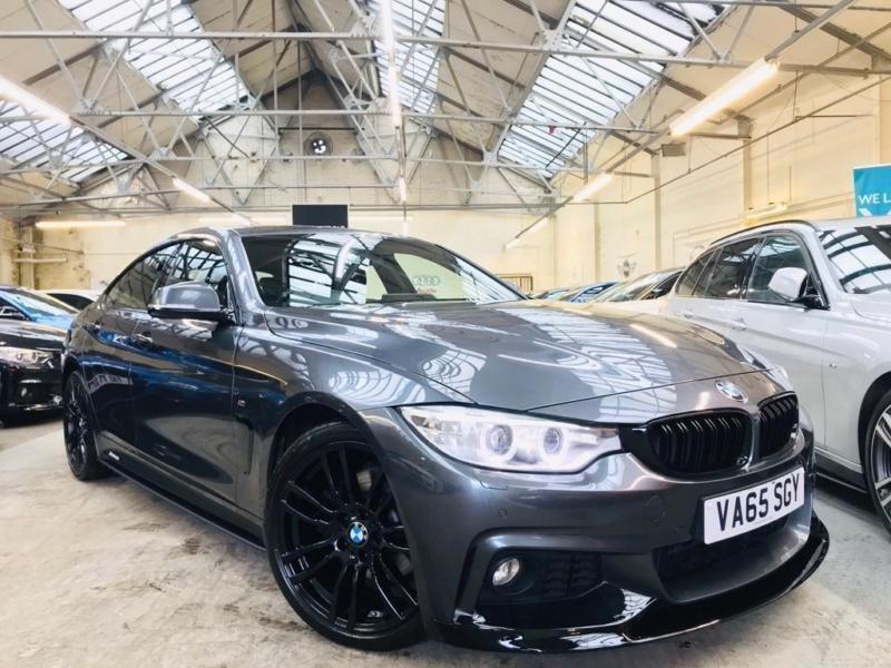 2016 BMW 4 Series Gran Coupe 3.0 430d M Sport Gran Coupe ...