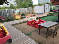 Licensed daycare in Clayton Park ( subsidy available)