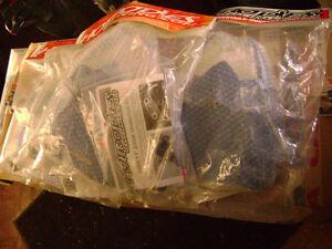 2009 - 2011 Kawasaki ZX6R Hotbodies Undertail Kit Blue