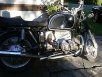 BMW 1971 R60/5 - 47k miles - Airhead - Offers.