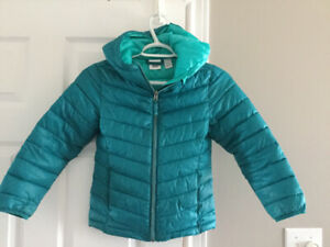 TAG girls puffy jacket