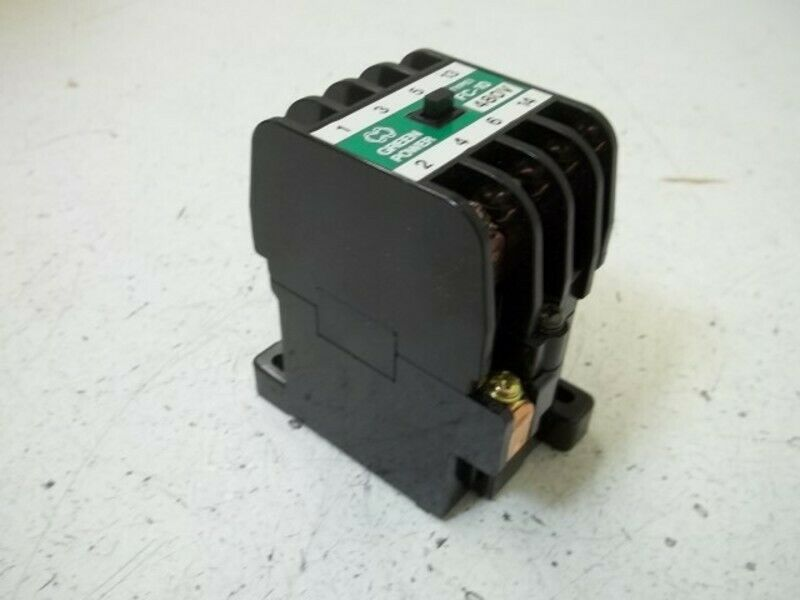 MATSUSHITA BMF6-10-4-48 AC MAGNETIC CONTACTOR * USED *