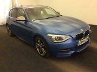64 BMW M135i 5dr Manual Turbo FBMWSH Leather Xenons E/Seats PX Welcome