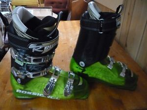 Bottes de ski alpin Rossignol, performante