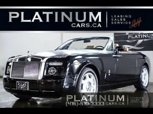 2008 Rolls-Royce Phantom DROPHEAD COUPE, V12,