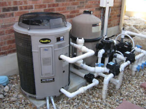 # POOL HEATER, PUMP, FILTER SERVICE/INSTALL AND REPAIR!