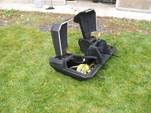 kimpex atv rear seat  514 591 6188 West Island Greater Montréal image 4