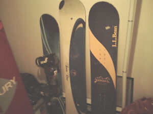 3 Oldschool Boards - 1 child snowboard incl.  - Price is for all