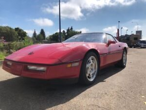 1990 Chevrolet Corvette   JUST ARRIVED