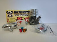 GO Engine .21R Kit Nitro Motor