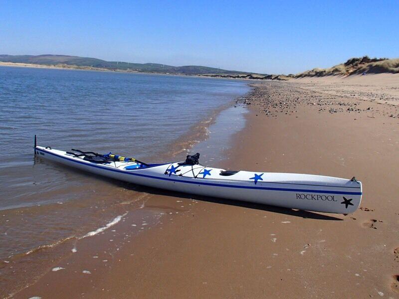 A Rockpool kayak model: The Taran (source: ebay)