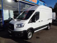 2016 FORD TRANSIT 350 MWB HIGH ROOF COMPRESSOR VAN - BRAND NEW !!! VAN MWB DIESE