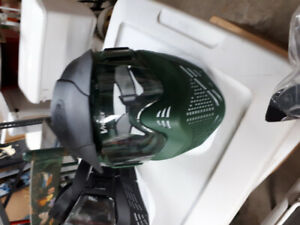 V-Force Airsoft-Paintball full face mask.