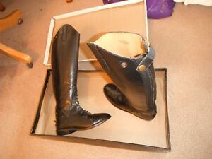 Silverline Horse Riding Boots - Size 7.5 Prince George British Columbia image 7